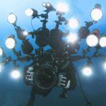 Первое успешное использование подводного телевидения в ходе поисково-обследовательских работ
