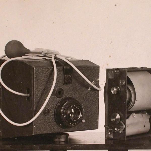 Аэрофотоаппарат Потте