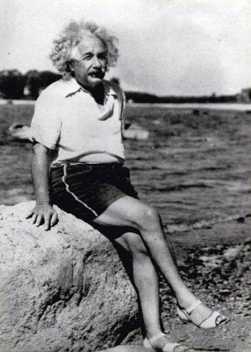 Альберт Эйнштейн. Есть ли Бог?