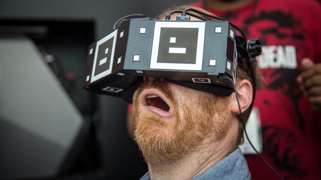 Виртуальная реальность. Тренажёр