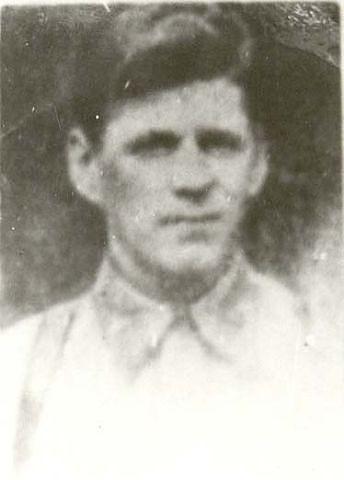 Командир 226-го отдельного дивизиона радиопомех 1944-1945 г.г. майор И.А. Константинов