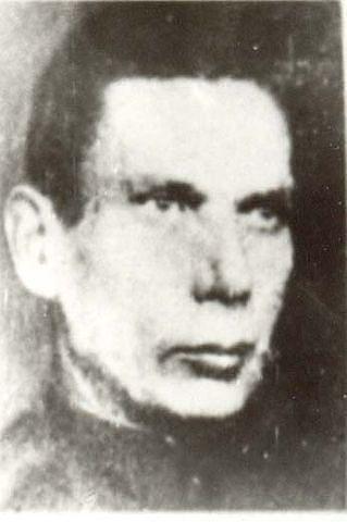 Командир 131 отдельного дивизиона радиопомех 1942-1945 г.г. майор Петров В.А.