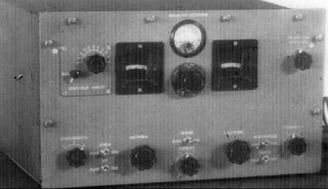 Слежечный радиоприёмник «Чайка»