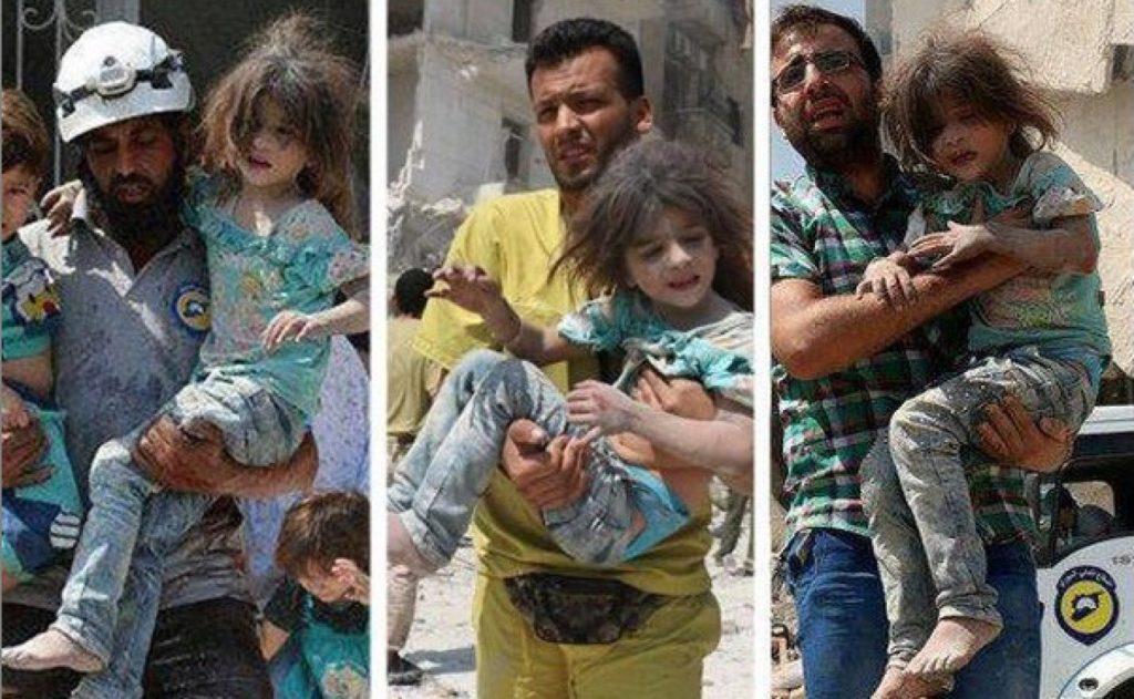 Ложь и дезинформация. Сирия