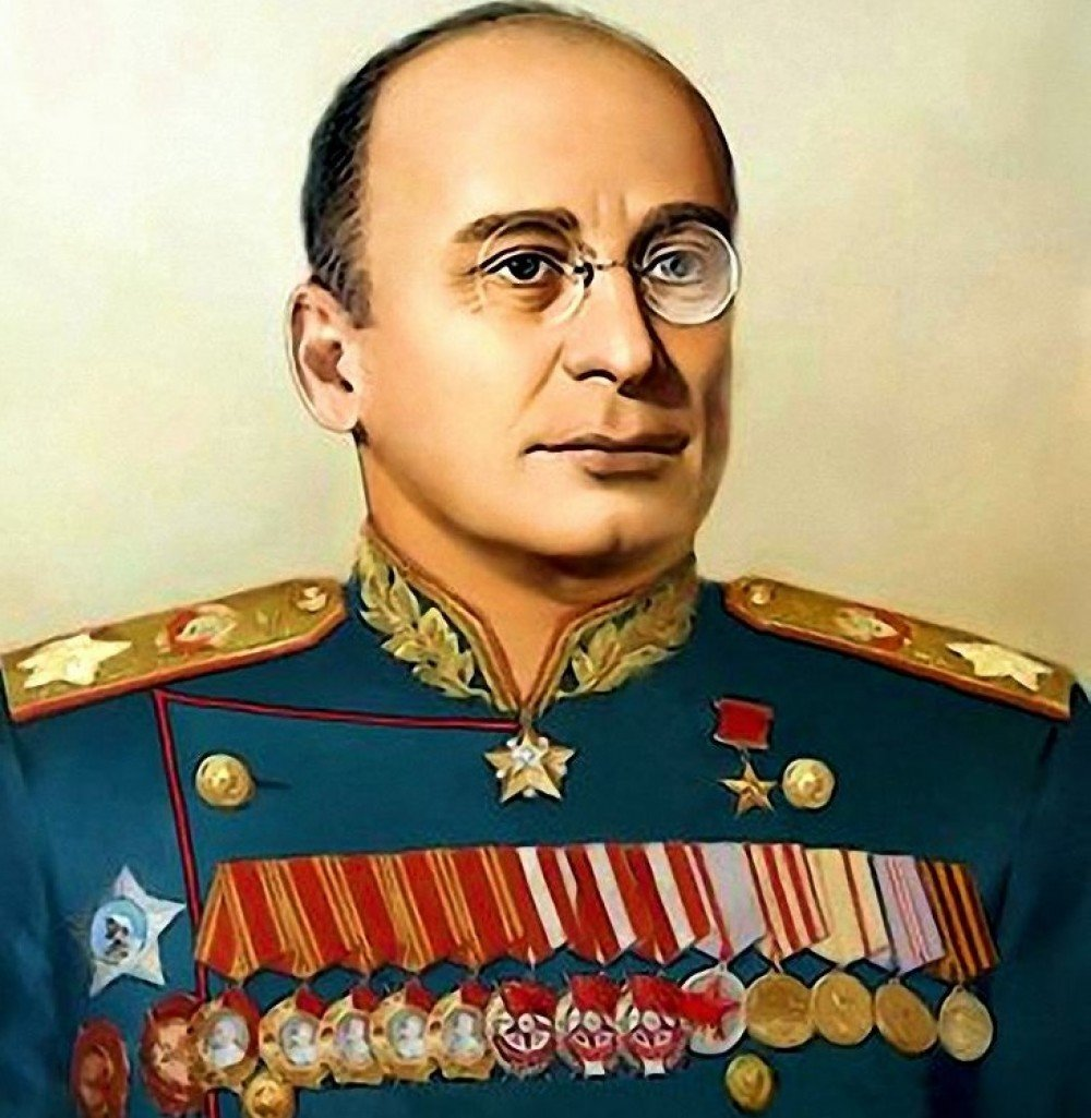 Л.П. Берия