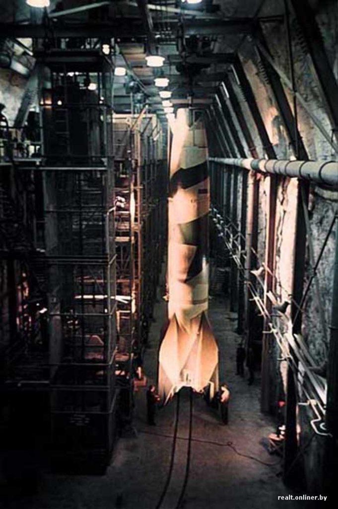 Поддземный завод по производству ФАУ