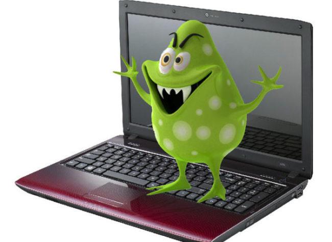 Компьютерные вирусы