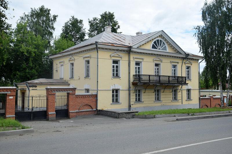 Дом Черепановых (г. Нижний Тагил)