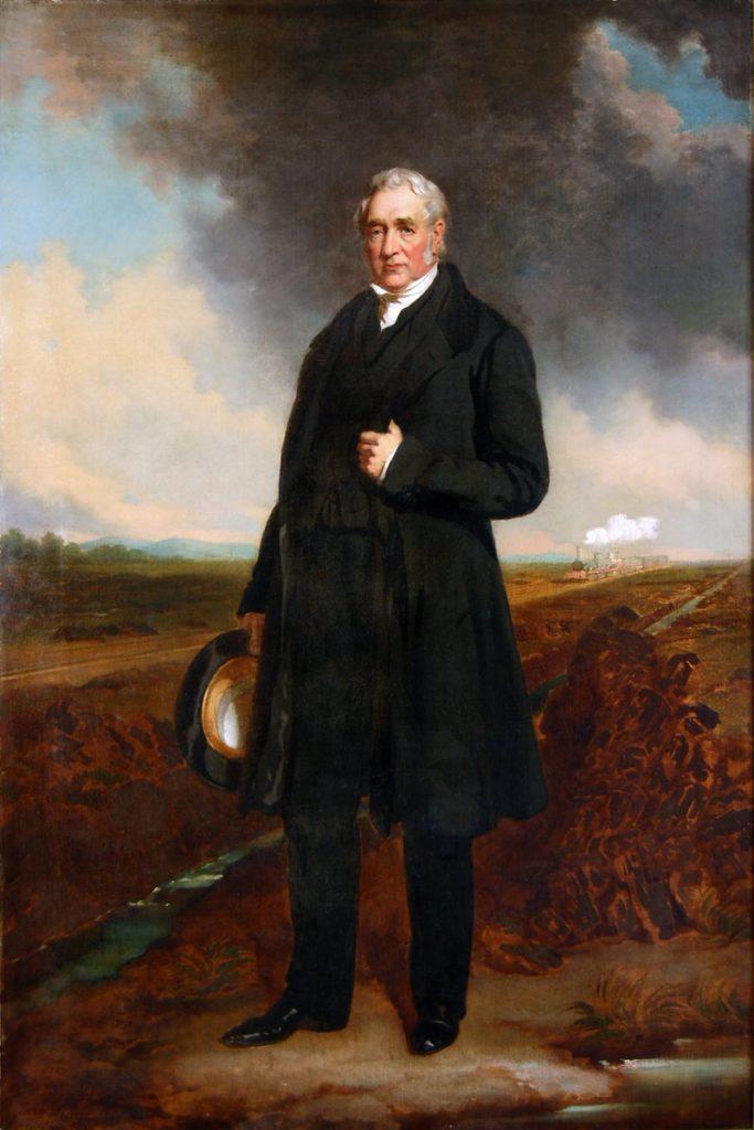Джордж Стефенсон (1781-1848)