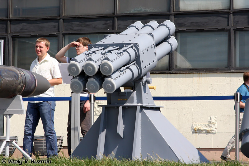 Комплекс выстреливаемых помех. КТ-308. Пусковая установка ПУ-СК