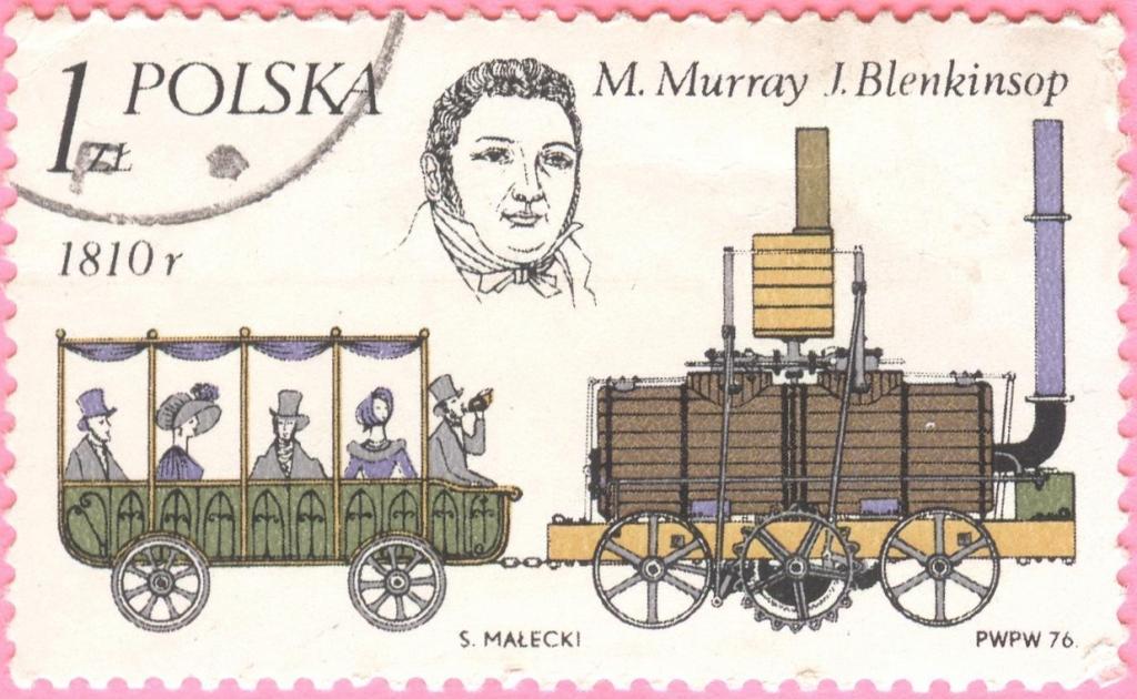Паровоз Бленкинсопа — Мэррея